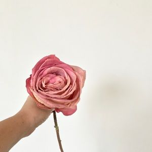 Accents - Large Fabric Flower